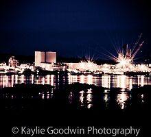 Let that city take you in by KaylieAnnPhotog