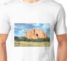 Tower of Babel, Garden of the Gods Unisex T-Shirt