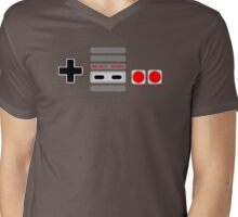 NES Controller Mens V-Neck T-Shirt