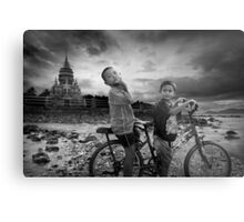 Big Trouble in Little Thailand Metal Print