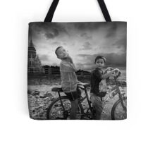 Big Trouble in Little Thailand Tote Bag