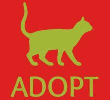 Adopt (Cat) Kids Clothes