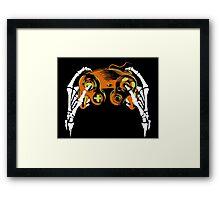 Spooky GC Framed Print
