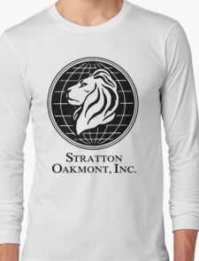 Stratton Oakmont Inc Long Sleeve T-Shirt