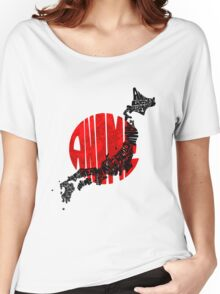 ANIME!!! Women's Relaxed Fit T-Shirt