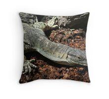 Goanna - Hattah-Kulkine NP #1 Throw Pillow