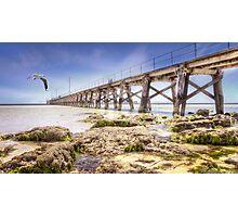Moonta Bay Jetty Photographic Print