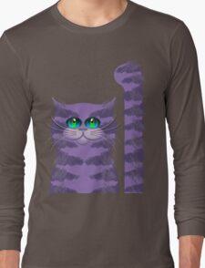 CARLOS THE CAT Long Sleeve T-Shirt