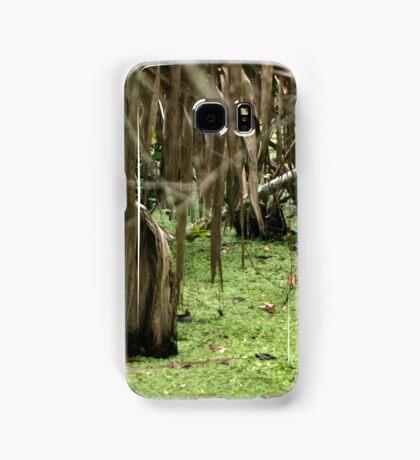 Cypress Stump Samsung Galaxy Case/Skin