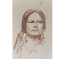 Chief Gall Photographic Print