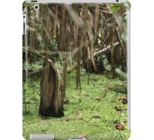 Cypress Stump iPad Case/Skin