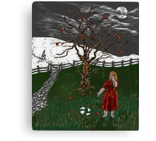 Scene from a Dream Canvas Print
