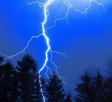 Bring On The Storm by Jeannette Garneau