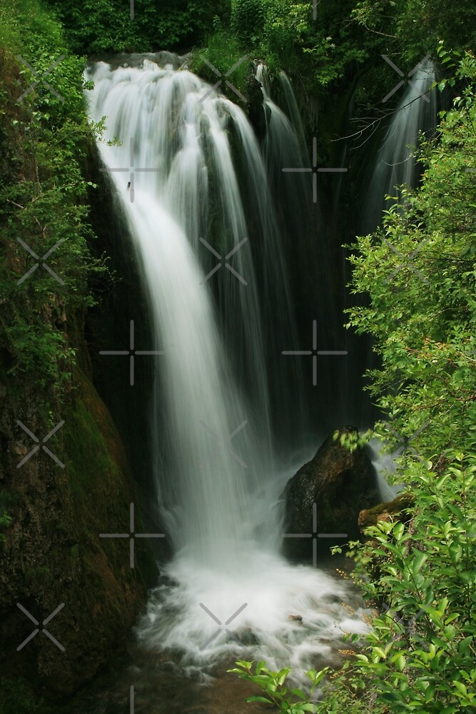 Roughlock Falls by Julie's Camera Creations <><