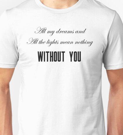 Lana Del Rey Without You Unisex T-Shirt