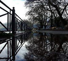 Mirroring by Dimitris Barelos