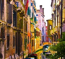 Un canale tranquillo by dunawori