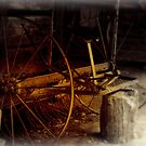 great-grandad's tiller by bangonthedrums