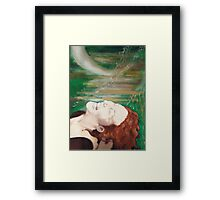 Luckiness Framed Print