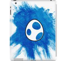 Blue Yoshi Egg iPad Case/Skin
