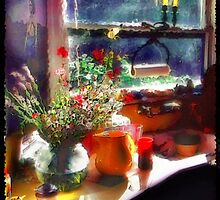 California Kitchen by Nadya Johnson