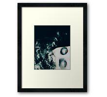 Just feel Framed Print