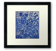 Ice Blue-Available As Art Prints-Mugs,Cases,Duvets,T Shirts,Stickers,etc Framed Print