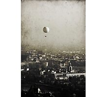 Flying over you Photographic Print