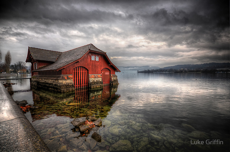 Life On The Lake by Luke Griffin