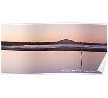 Maroochy River, Sunshine Coast Poster