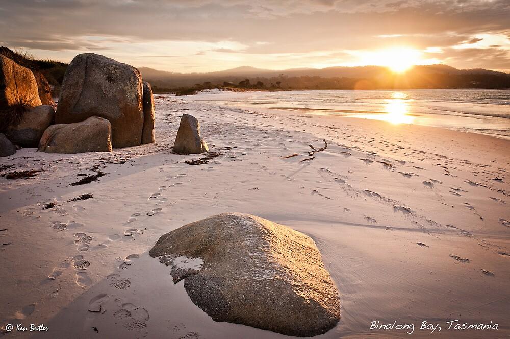 Binalong Bay, Tasmania by ken47