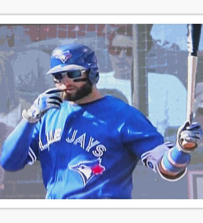 Kevin Pillar  Toronto Blue Jay Sticker