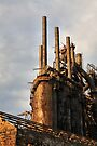 Rusted Furnace by DJ Florek