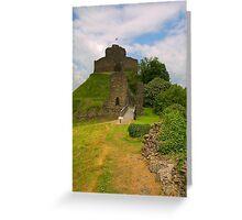 Launceston Castle Greeting Card