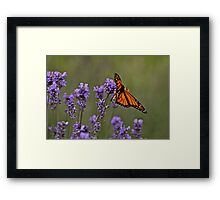 Charging the Batteries Framed Print