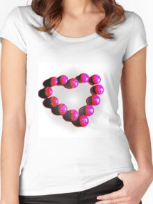 I heart You Women's Fitted Scoop T-Shirt