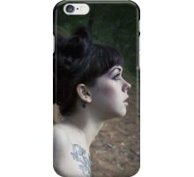 One of my shots of Apnea in the woods near my apt, just south of Boston. iPhone Case/Skin