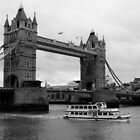 Tower Bridge - London by davefozz