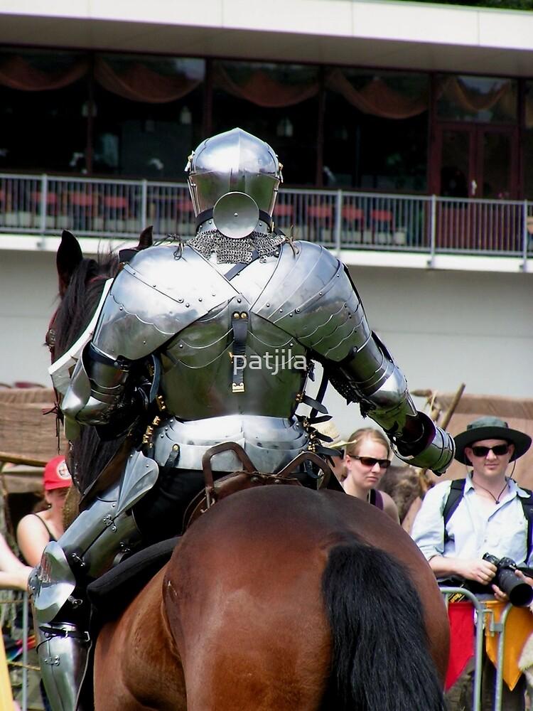 Heavy metal on horse back by patjila