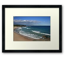 Soldier's Beach - Central Coast, Australia Framed Print