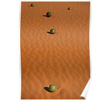 Dune Bocce Poster