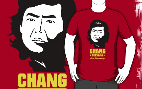 Chang Guevara by Tom Trager