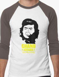 Chang Guevara Men's Baseball ¾ T-Shirt