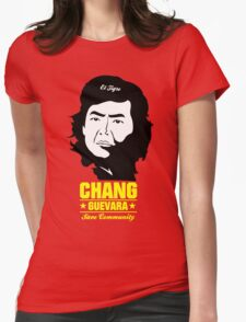 Chang Guevara Womens Fitted T-Shirt