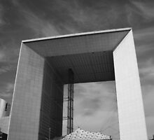 La Grande Arche de la Défense - Paris, France by James Walker