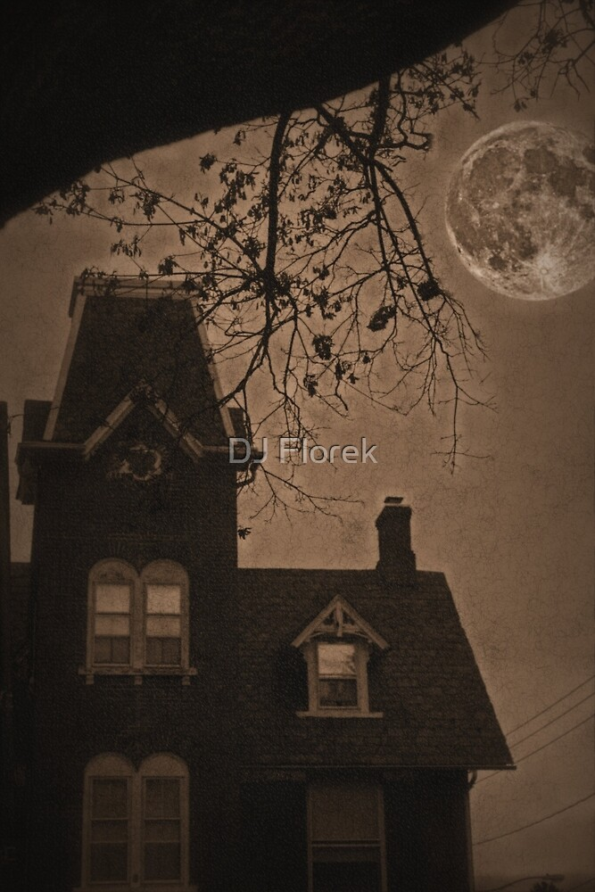 Haunted by DJ Florek