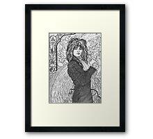 The Elven King Framed Print