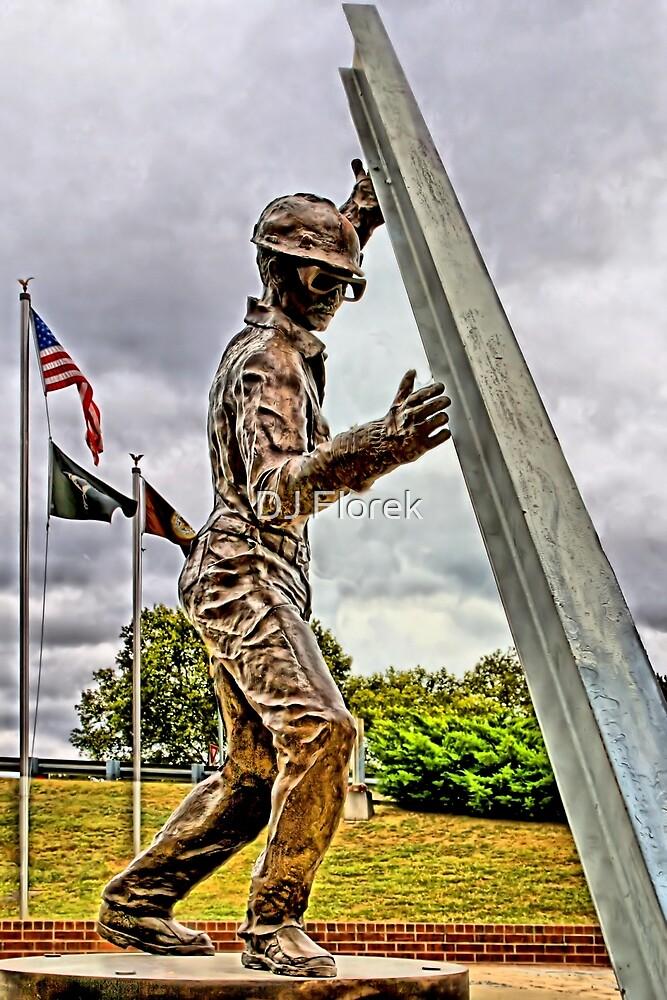 Steel Workers Memorial by DJ Florek