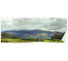 The Northern Fells...Skiddaw Poster