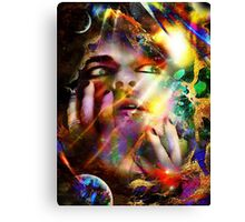The Temporal Voyaging Experience Canvas Print